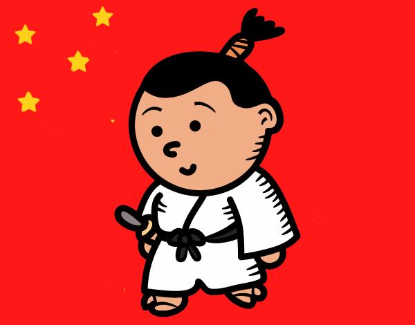 Child Samurai