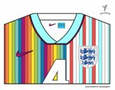England World Cup 2014 t-shirt