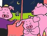 Three little pigs 13