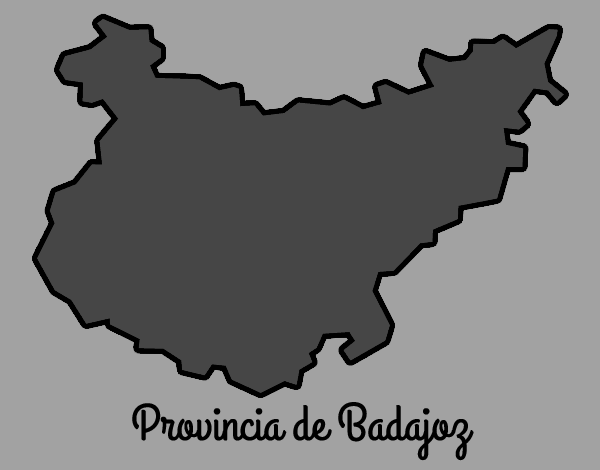 Province of  Badajoz