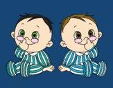 Children twins