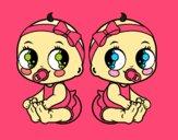 Female twins