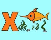 X of Xhiphias