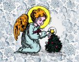 Christmas Little angel