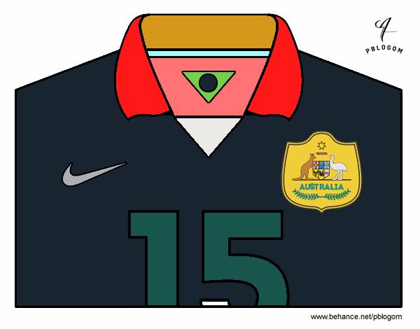 Australia World Cup 2014 t-shirt