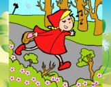 Little red riding hood 6