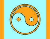 Coloring page Mandala 33 painted byfawnamama
