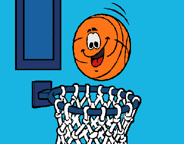 Ball and basket