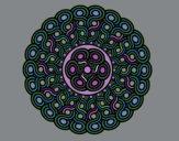 Mandala braided