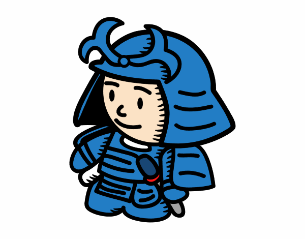 samurai cian's armour for adult swim's reboot