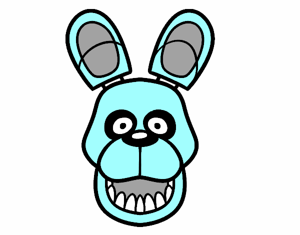 Cute Five Nights at Freddy's coloring page   Free Printable ...   470x600