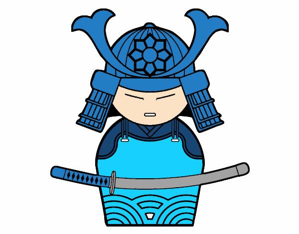 samurai padraig