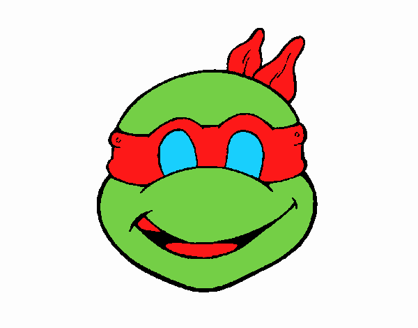 Ninja Turtles Mask