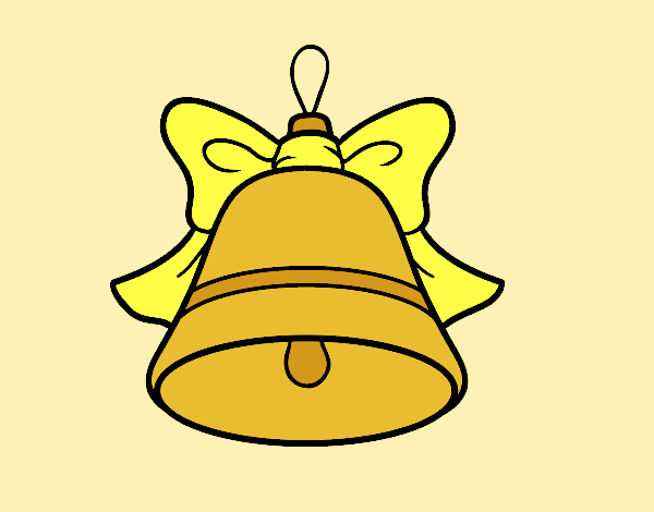 Christmas decoration Bell