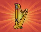 An harp
