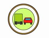 Overtaking banned for trucks
