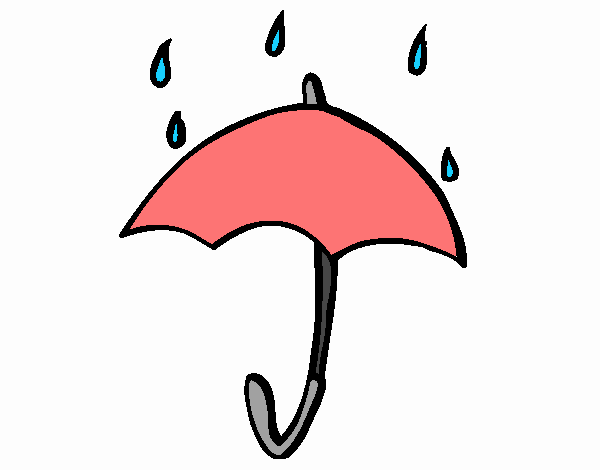 Coloring page Umbrella painted byKhaos006