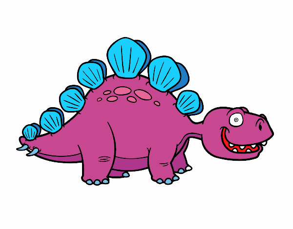 The Stegosaurus