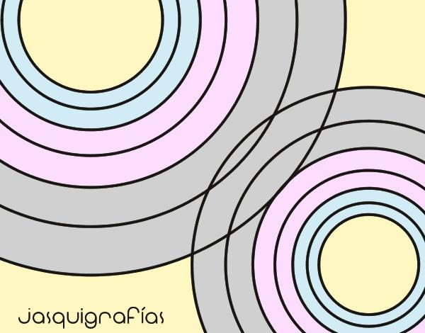 Linked circles