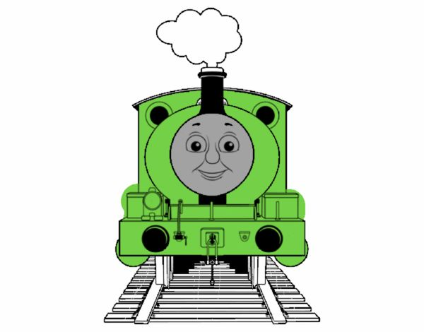 Percy the engine