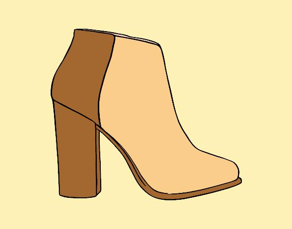 Bootie Heel