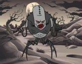 Arachnid alien