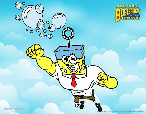 SpongeBob - The Invincibubble to the attack