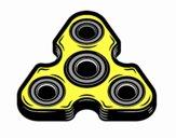 Triangular spinner