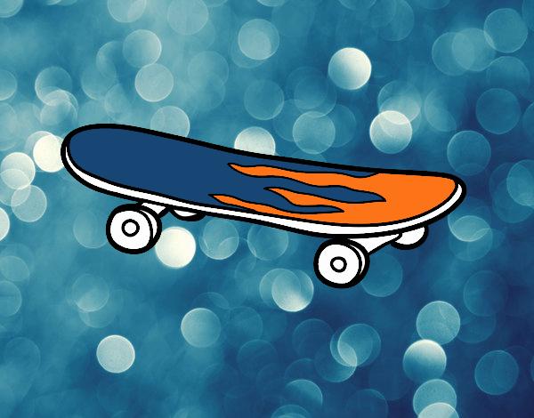 A skate