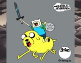 Jake and Finn to attack