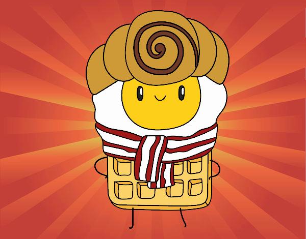 Super waffle