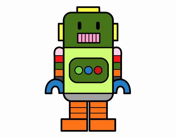 High robot