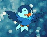 Little nice bird