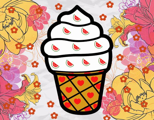 Sweet icecream