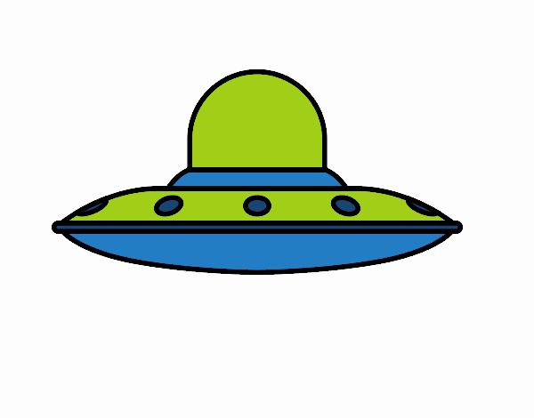 UFO invasive