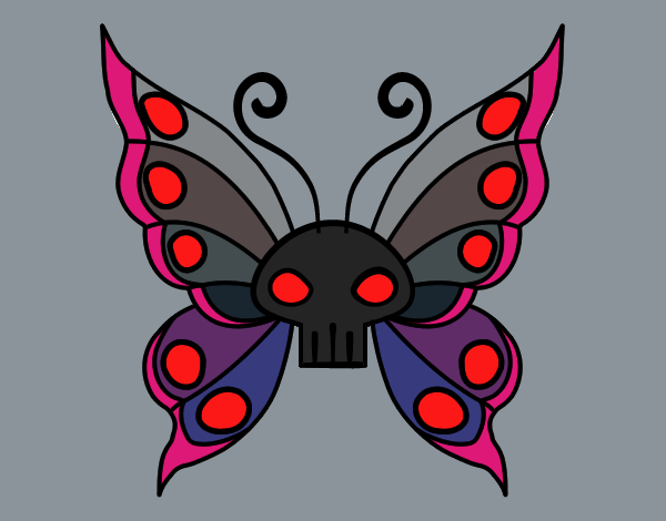 Emo butterfly