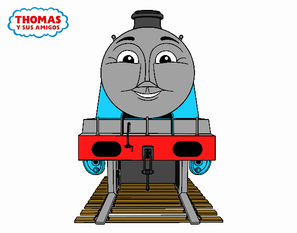 Gordon from Thomas and friends