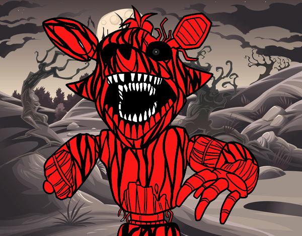 KILLER FOXY