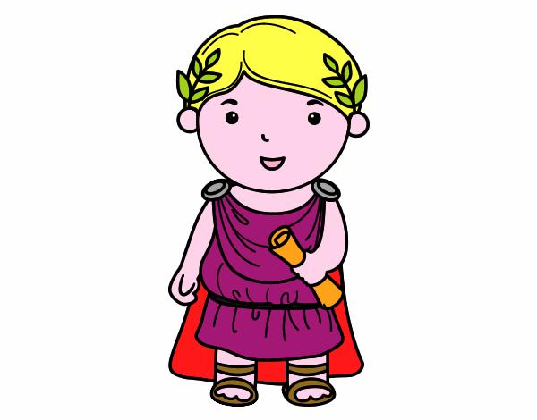 Julius Caesar of little boy