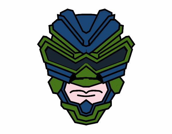Gamma ray mask