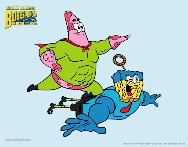 SpongeBob - Superawesomeness and Invincibubble