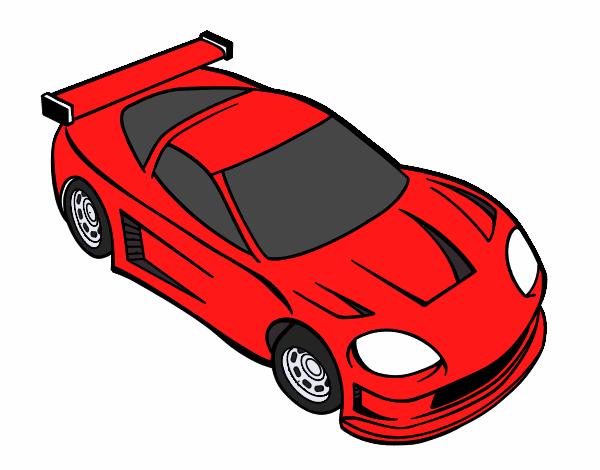 Contemporary car