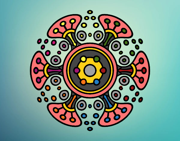 Mandala distant world