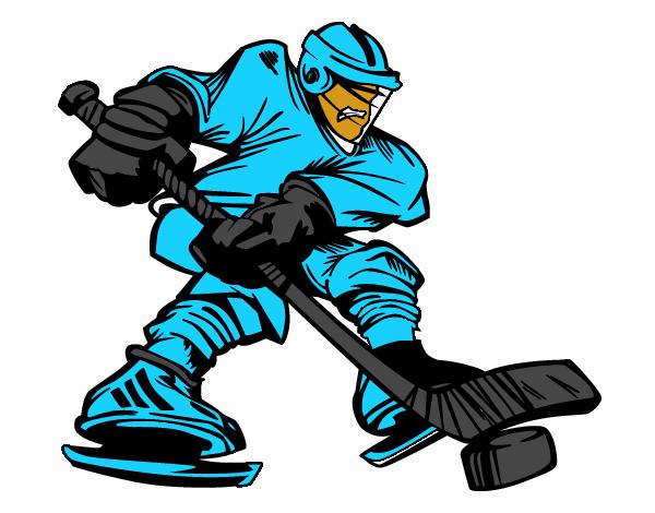 Professional hockey player