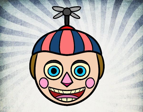 hay kid want a balloon?