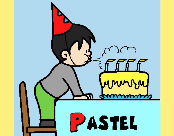 Birthday cake III