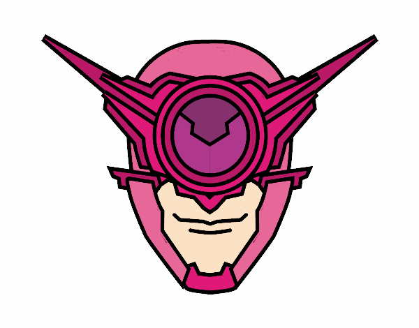 Cyclop mask
