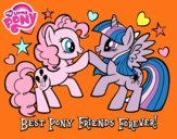 Best Pony Friends Forever