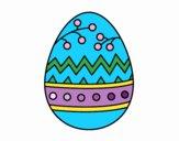 An easter egg