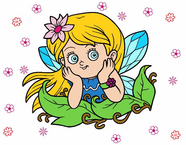 Pretty fairy